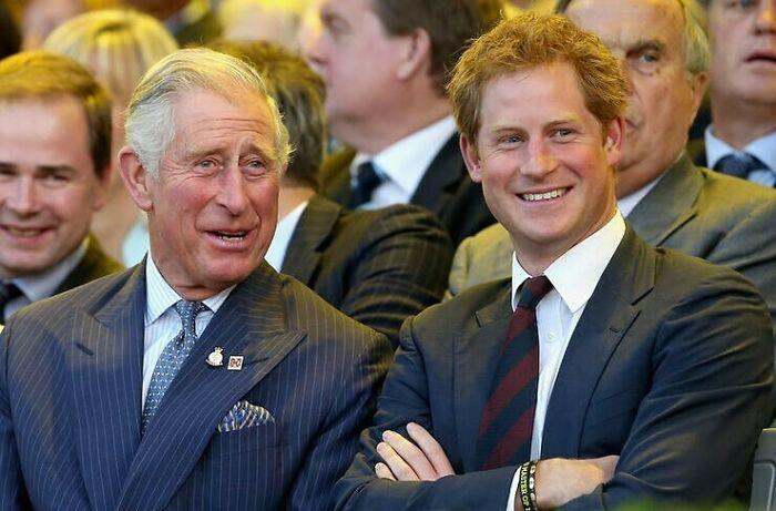 Harry Said That His Relationship With The Queen Is Good, But That There Is Some Strain With His Relationship With Charles And Will