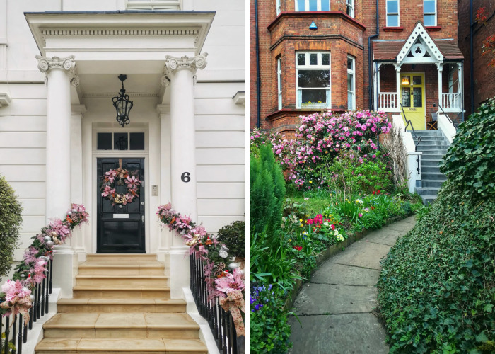 I Found The Most A-Door-Able Homes In London