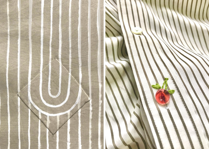 I Show You Cute And Simple Ways To Mend Clothes