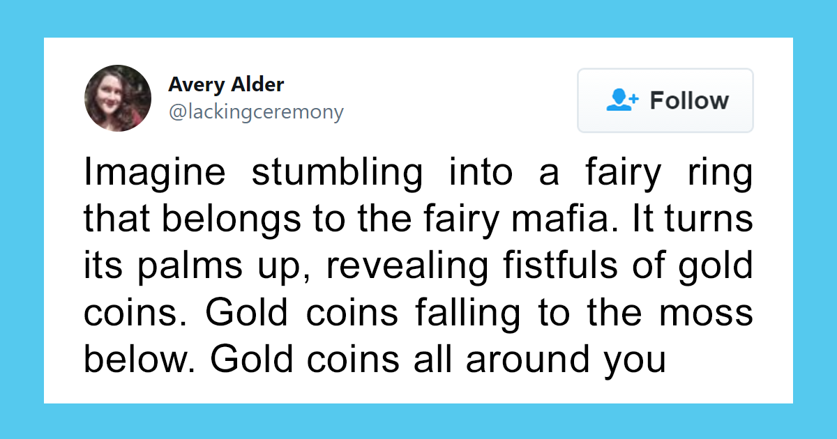 Person Explains Credit Cards With A Brilliant Capitalist Fairytale Example