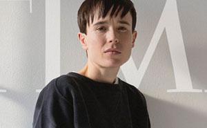 Elliot Page es noticia por su primera entrevista desde que salió del armario como transgénero