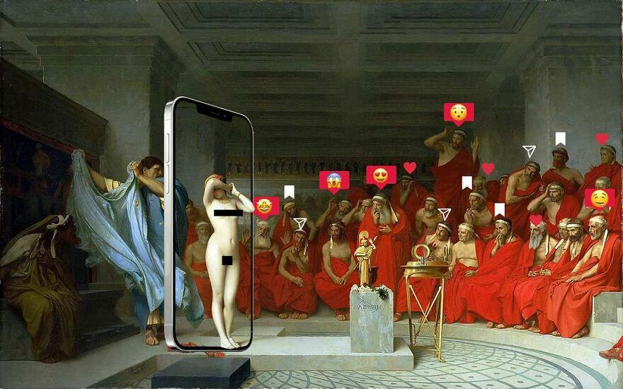 """The World Of Social Media"""