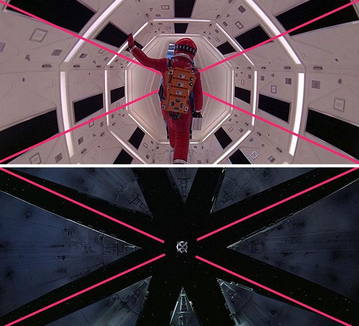 2001: A Space Odyssey (1968)⠀