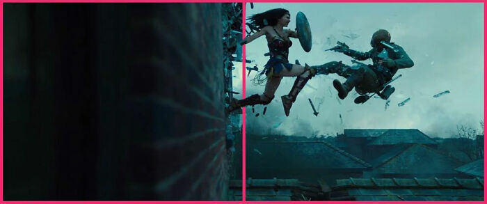 Wonder Woman (2017)⠀