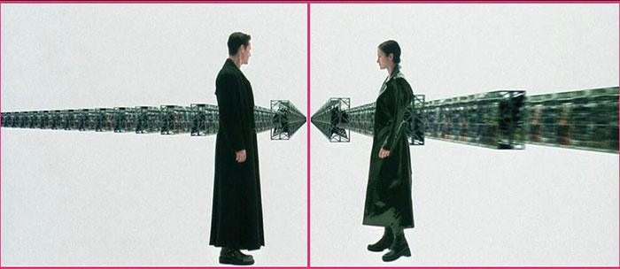 """The Matrix"" (1999)⠀"