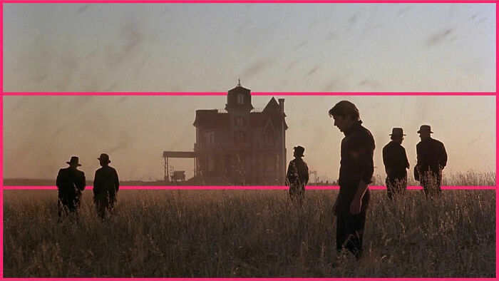 """""""Days Of Heaven"""" (1978)⠀"""