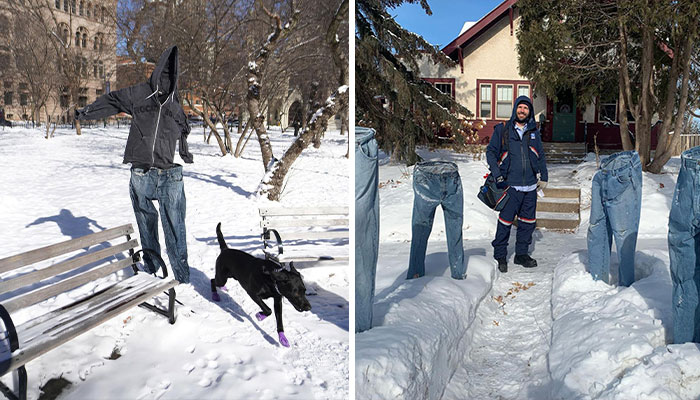 People Are Freezing Their Pants And Other Clothes And It Looks Like The Coolest Science Experiment (40 Pics)