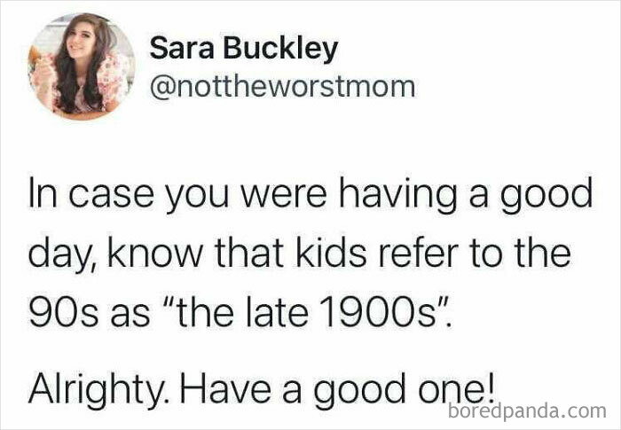 The Late 1900s