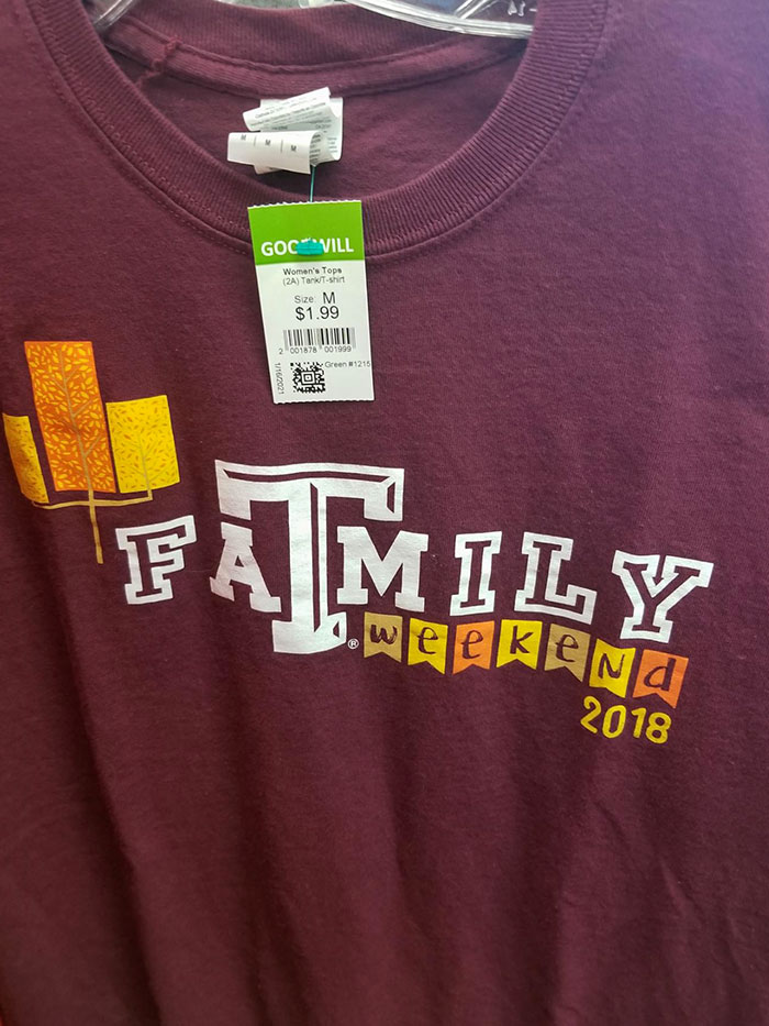 Fat Mily Weekend 2018