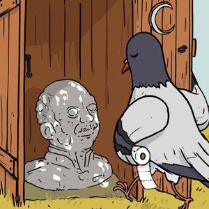 98 Absurd Comics By Joseph Nowak