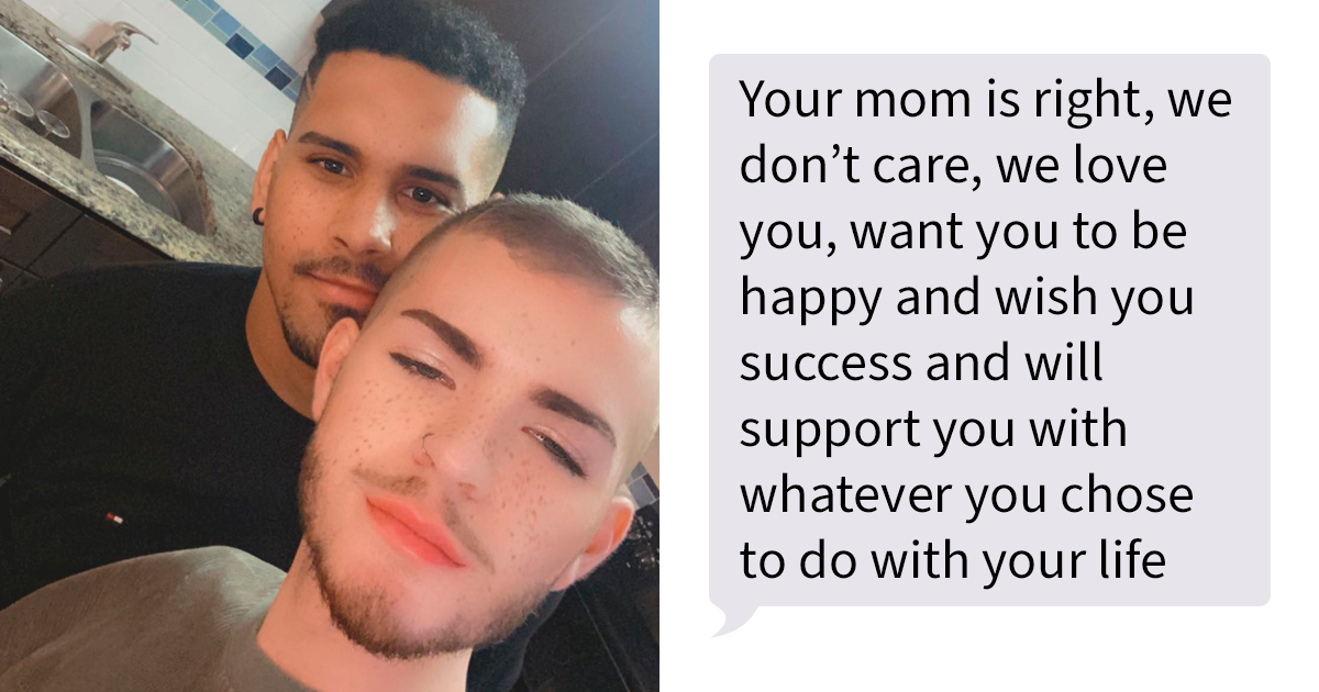 Gay Guy Comes Out To His Grandpa, Grandpa's Wholesome Response Goes Viral - bored panda