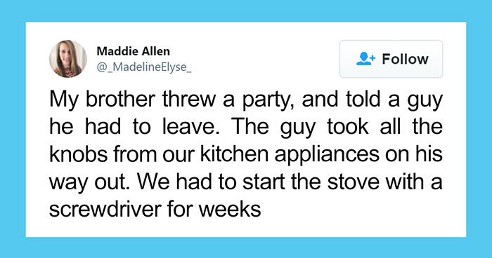30 Hilariously Embarrassing Party Fail Stories That People Submitted For Jimmy Fallon's Challenge