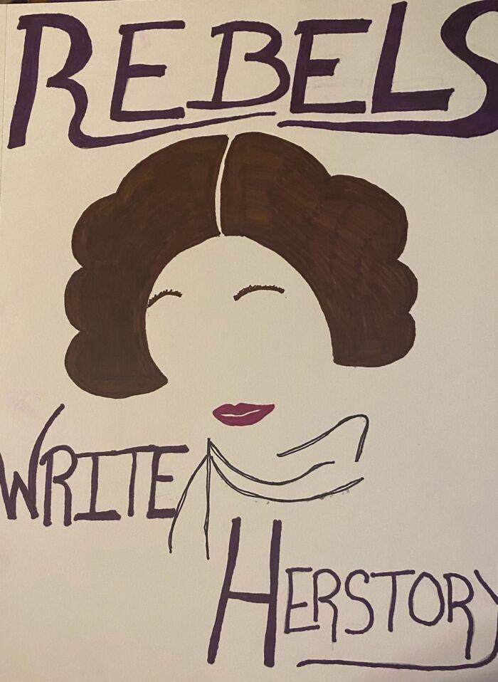 Rebels Write Herstory