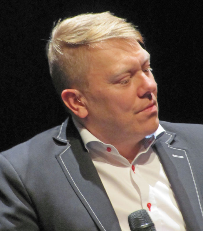 From 2010 To 2014, Reykjavik's Mayor Was A Comedian With No Political Background