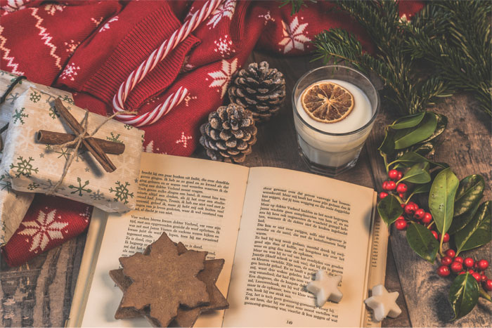 A Traditional Christmas Gift Is Considered A Book