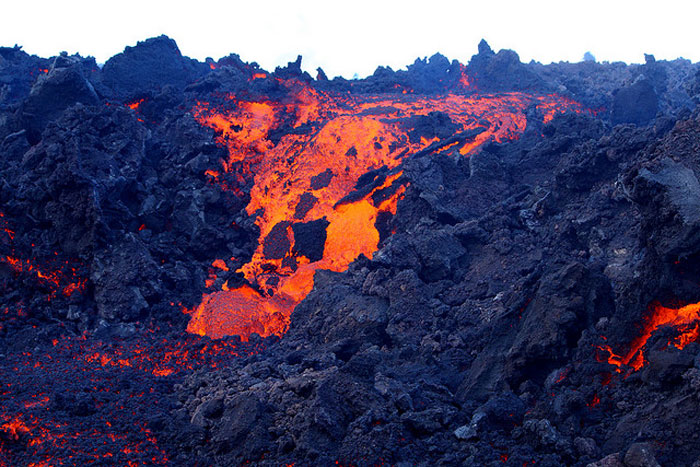 Iceland Has About 130 Volcanoes And Approximately 30 Of Them Are Active