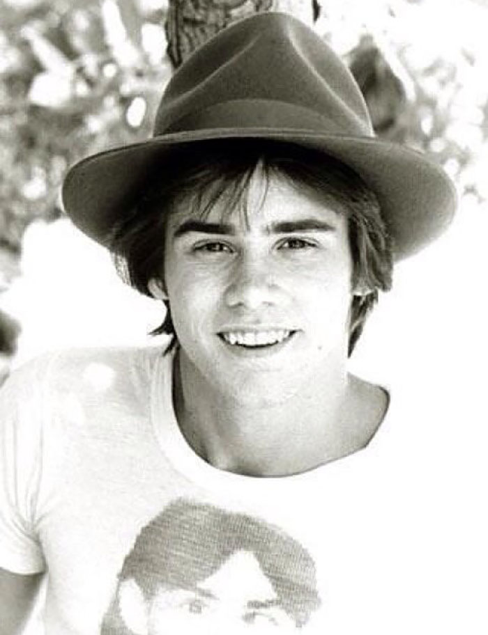Jim Carrey In The 1980s