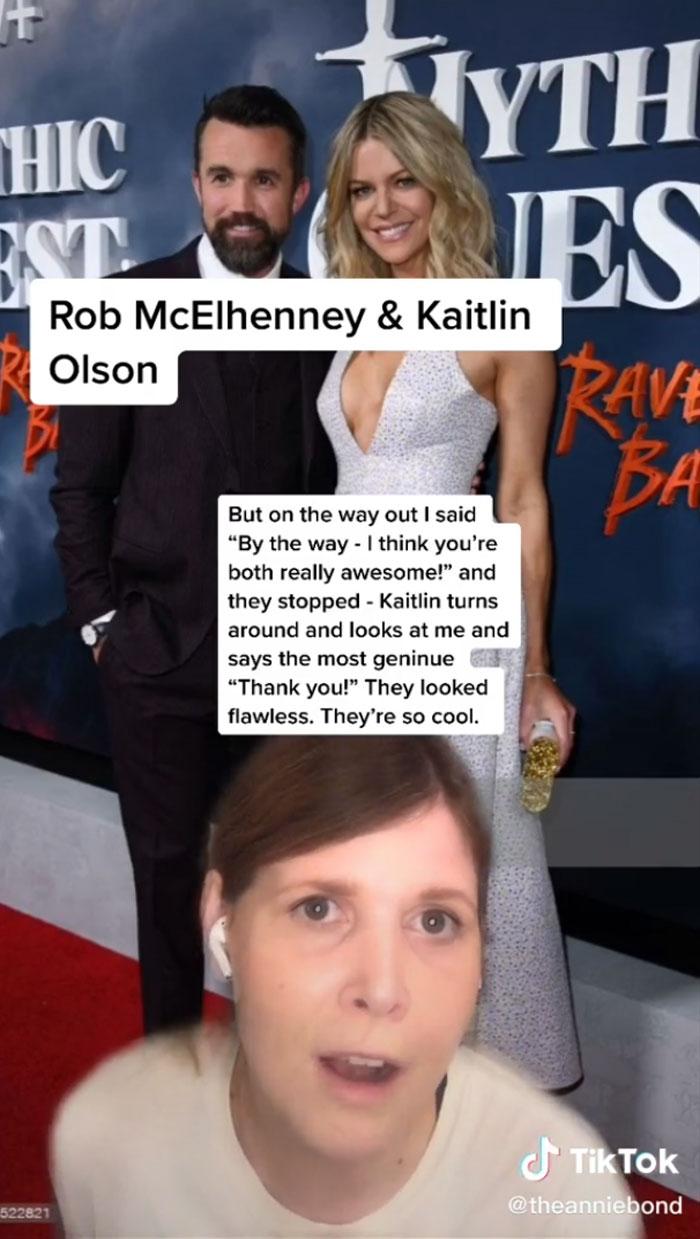 Rob Mcelhenney & Kaitlin Olson, Million/10