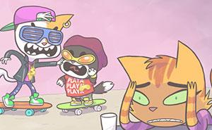 Ilustro mis experiencias como madre moderna en 15 cómics con un toque felino (Nuevas imágenes)