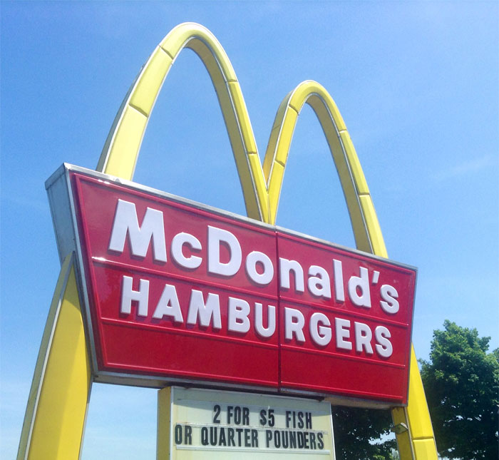 There Are No McDonald's Restaurants In Iceland