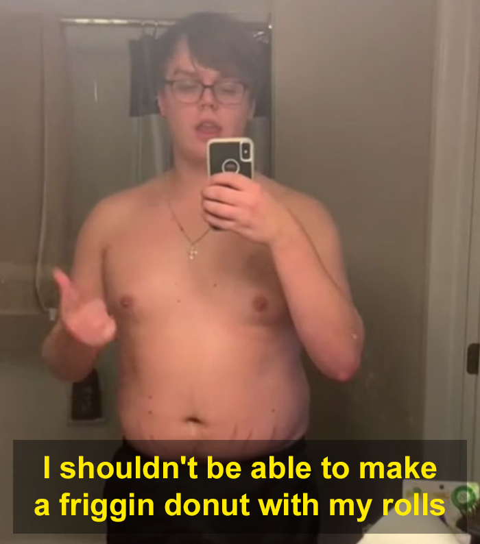 Guy Starts A Debate On 'Body Positivity' After Saying Obesity Shouldn't Be Celebrated