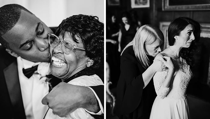 Our Favorite Mother And Kids Moments We Captured In Weddings (15 Pics)