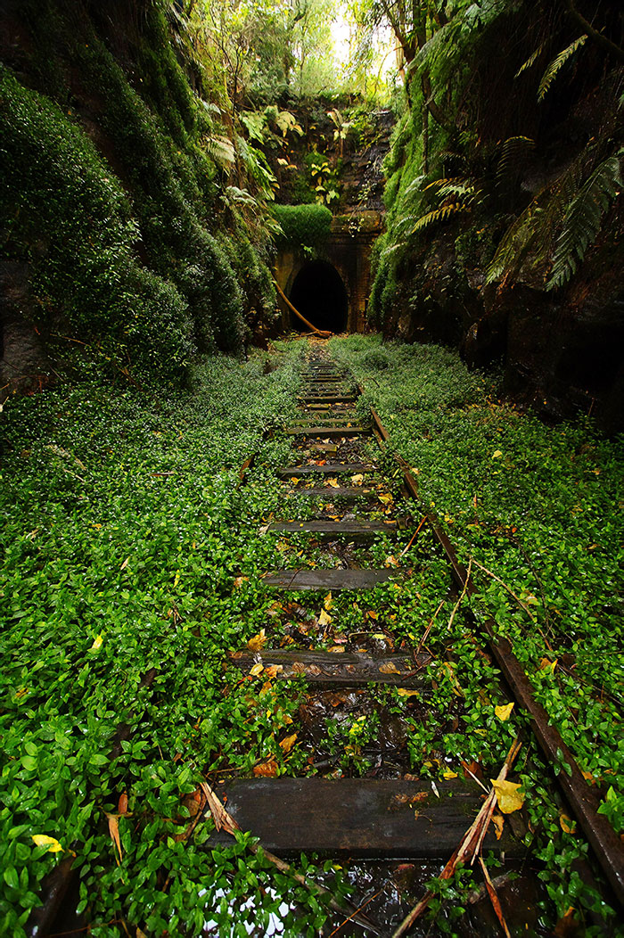 Old Abandoned Tracks