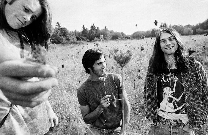 Nirvana In 1990