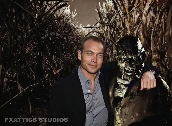 """Creeper y Jonathan Breck de """"Jeepers Creepers"""""""