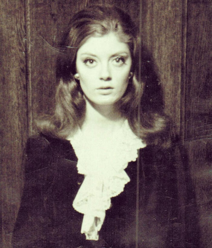 Susan Sarandon When She Was 17 Years Old In 1963