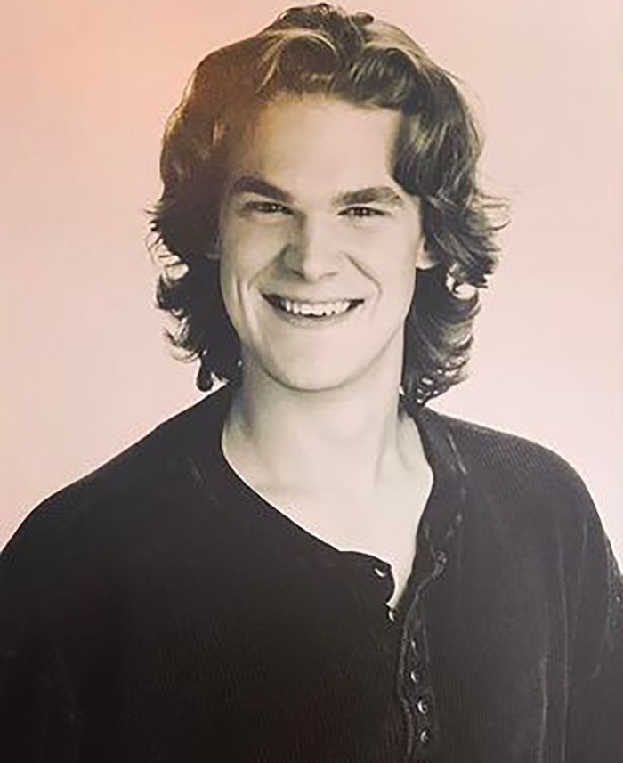 David Harbour In 1994