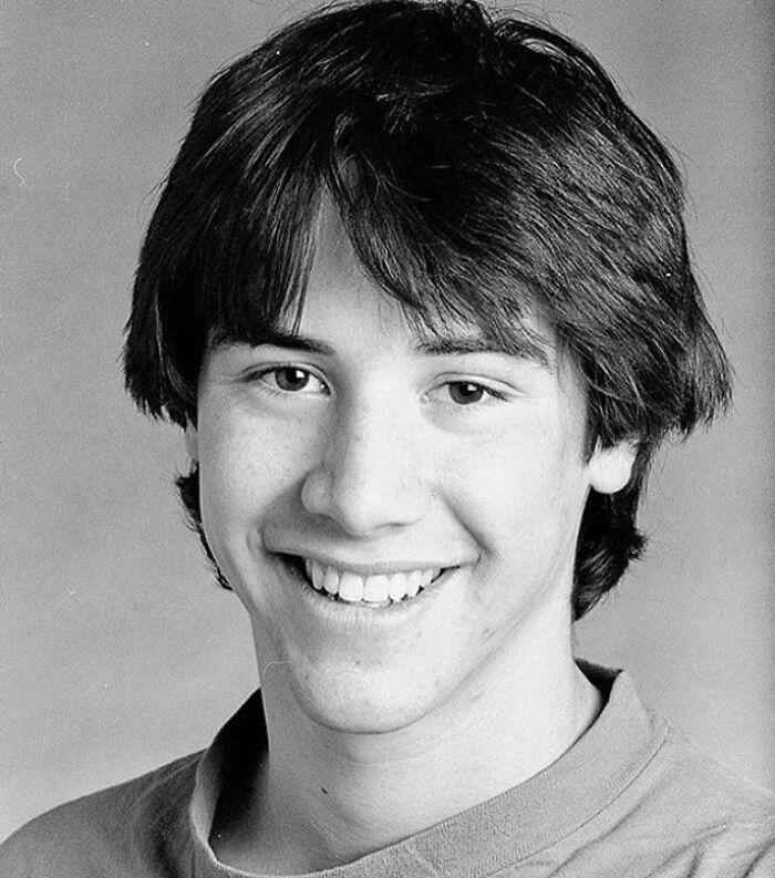 Keanu Reeves Circa 1984