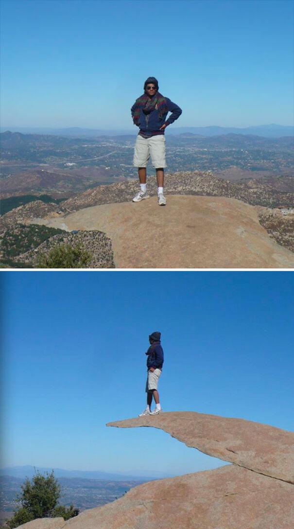 Illusion At Mt. Woodson