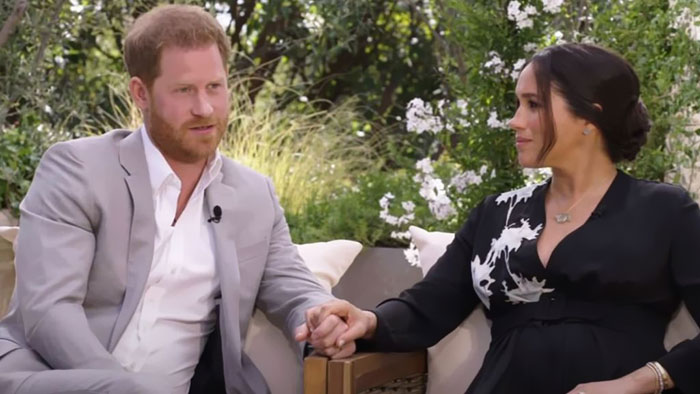 Meghan And Harry Share 24 Things About The Royal Family They've Never Told Anyone In A Surprisingly-Honest Oprah Interview