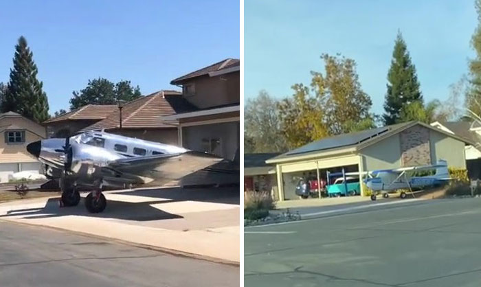 TikTok Video Showing A Neighborhood Where Everyone Has Airplanes Goes Viral With 4.8M Views