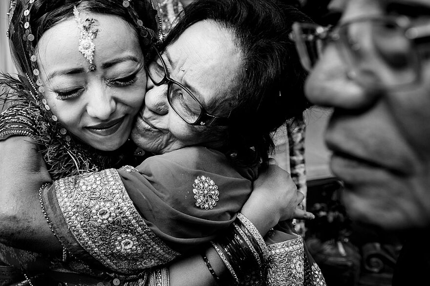 A Mum's Hug Will Always Be The Tightest