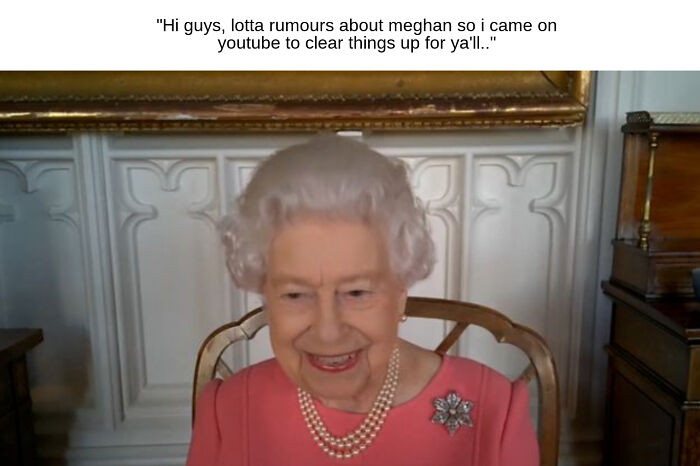 Her Highnesty, The Qween's Royal Apology
