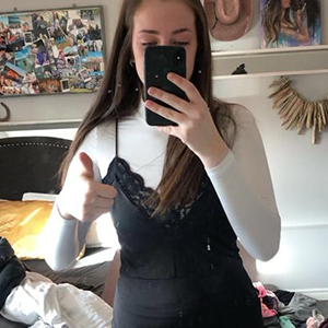 17-Year-Old Gets Asked To Go Home For Wearing A Turtleneck And Dress To School, It Sparks Outrage On Social Media