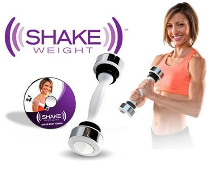 The Shake Weight