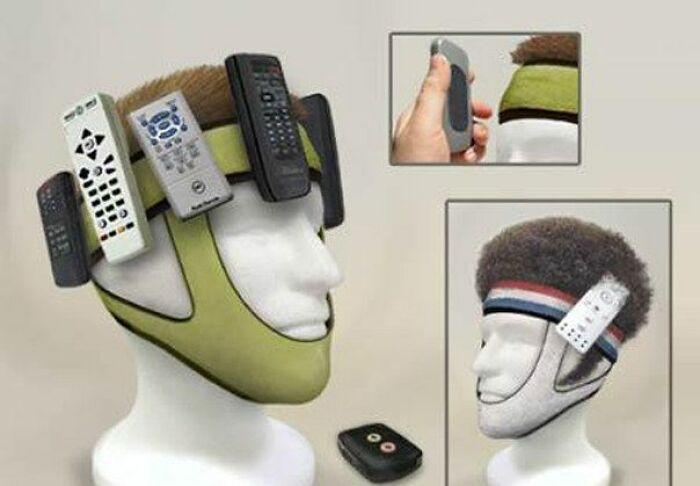Remote Control Headband