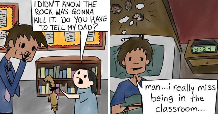 I Draw Comics To Show What Teaching During COVID-19 Is Like (43 Pics)