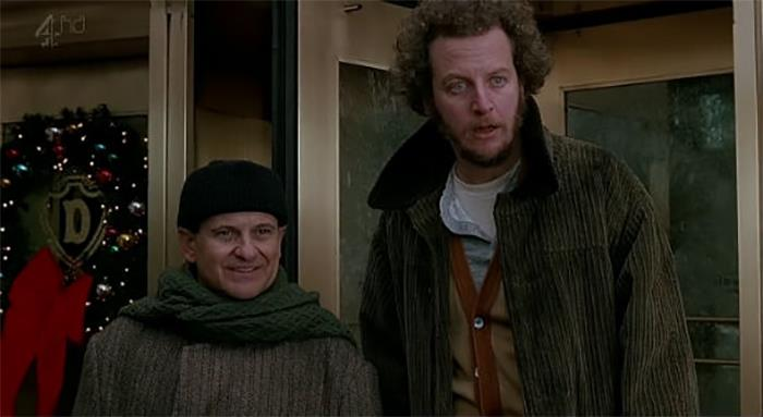 Til A Doctor Reviewed The Injuries Sustained By Marv And Harry In Home Alone 1 & 2, And Concluded That 23 Of The Injuries Would Have Resulted In Death.