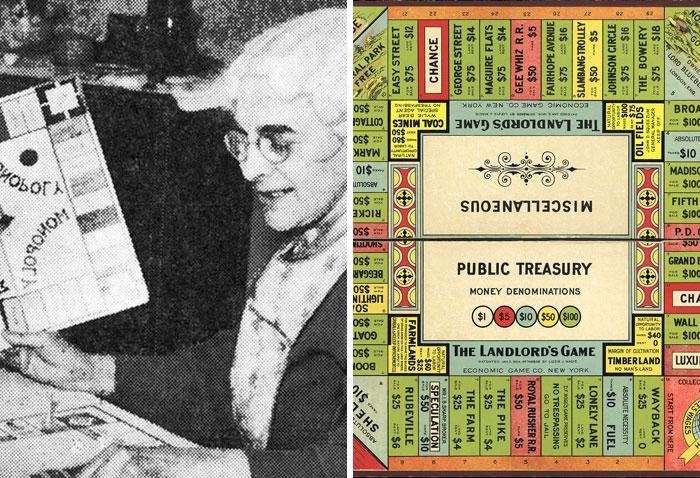 Elizabeth Magie Invented The Precursor Of Monopoly