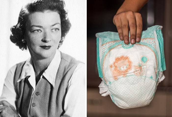 Marion Donovan Invented The Waterproof Diaper Cover