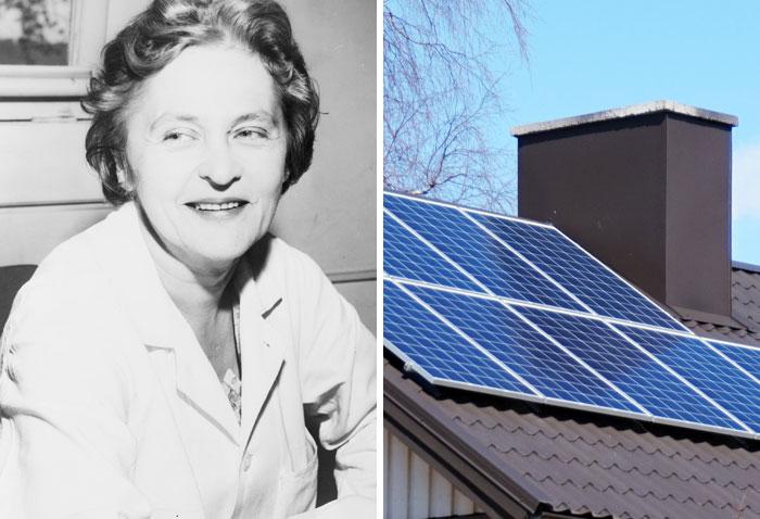 Mária Telkes Used Solar Energy To Heat Houses