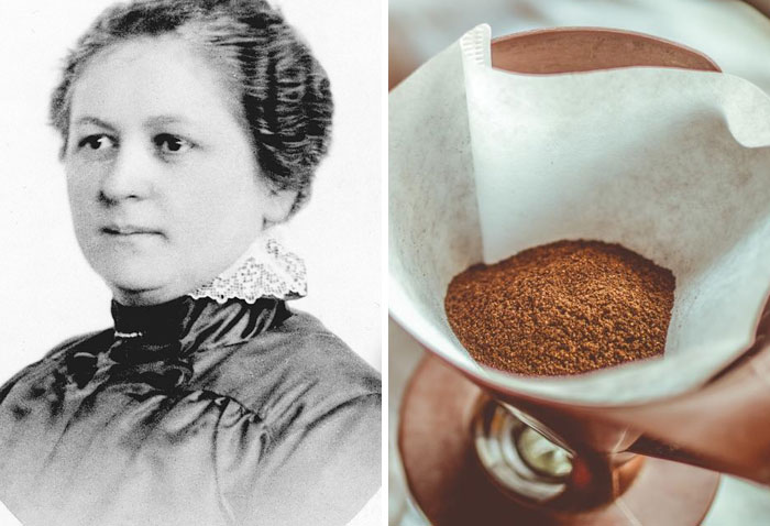Melitta Bentz Invented The Coffee Filter