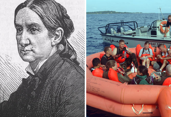 Maria Beasley Made Significant Improvements For The Life Raft