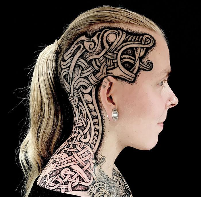 30 Badass Viking Tattoos