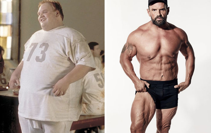 """Actor Ethan Suplee From """"Remember The Titans"""" Lost 200 Lbs"""