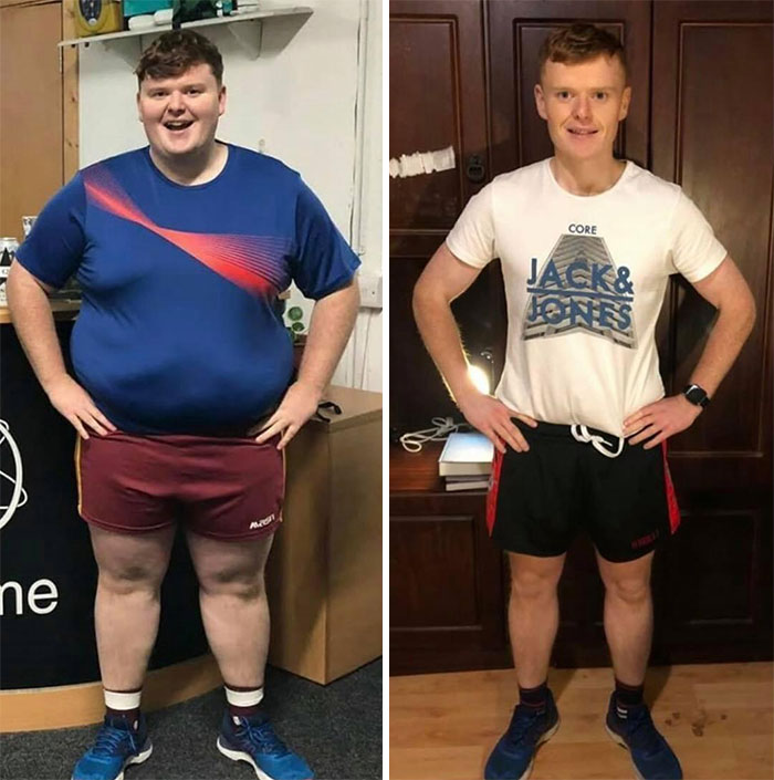 10 Stone Lost In 10 Months, More To Go
